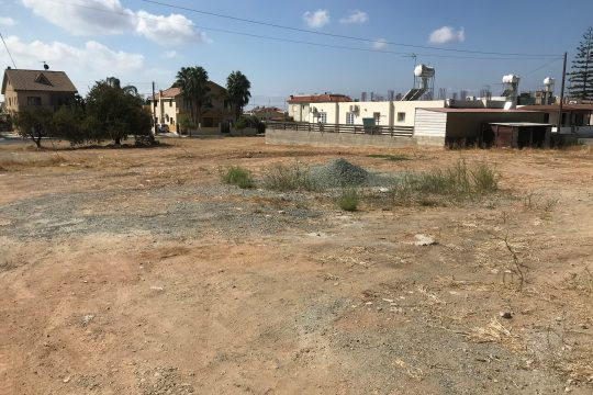 For sale plot in Ypsonas, New Ypsoupoli