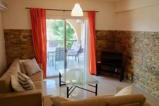 3- bedroom apartment in Agios Tychonas tourist area