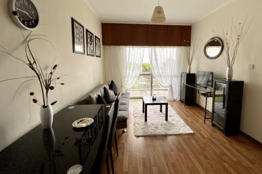 For rent  one bedroom in  Neapolis area in Limassol