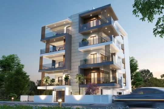 For sale 3-bedroom apartment in Neapolis, Limassol