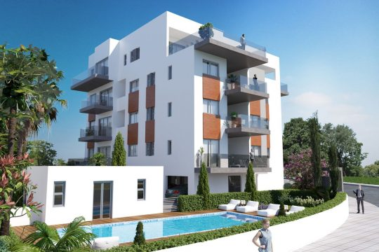 For sale 1-bedroom in Linopetra ,Limassol