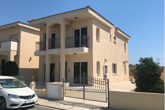 3 BEDROOM SEMI- DETACHED HOUSE, MOUTAGIAKA, LIMASSOL