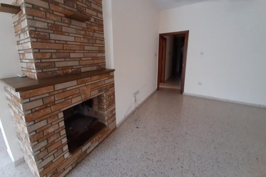 Wonderful unfurnished three bedroom detached house in kolossi