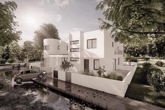 4 BEDROOM HOUSE FOR SALE IN KOLOSSI , LIMASSOL