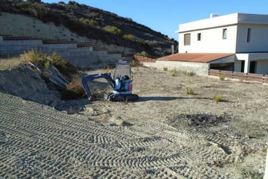 Building Plot & Land in Ayios Tychonas, Limassol
