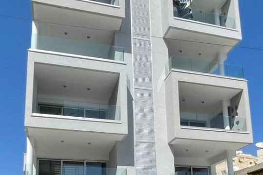 Brand new 2-bedrooms apartments within walking distance to the sea in Neapolis
