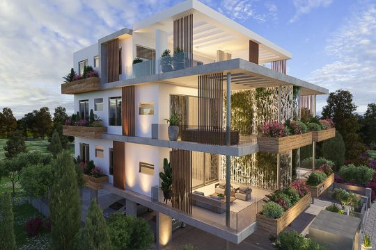 FOR SALE 2 BEDROOM APARTMENT IN AGIOS ATHANASIOS , LIMASSOL