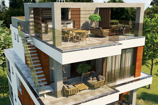 FOR SALE 3 BEDROOM APARTMENT IN NEAPOLIS AREA  , LIMASSOL