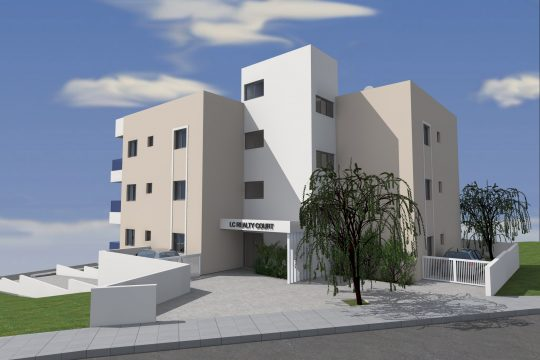 One bedroom apartment in Agios Athanasios , Limassol