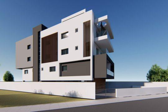 2 bedroom apartment in Agios Ioannis, Limassol