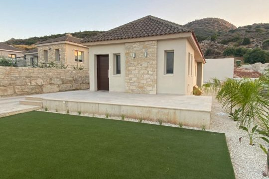 Two bedroom house for sale at Foinikaria village