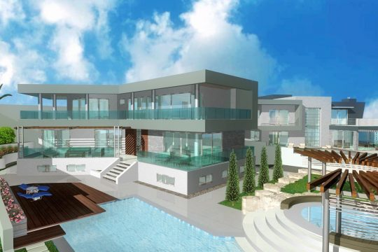 Villa for sale in Agios Tychonas
