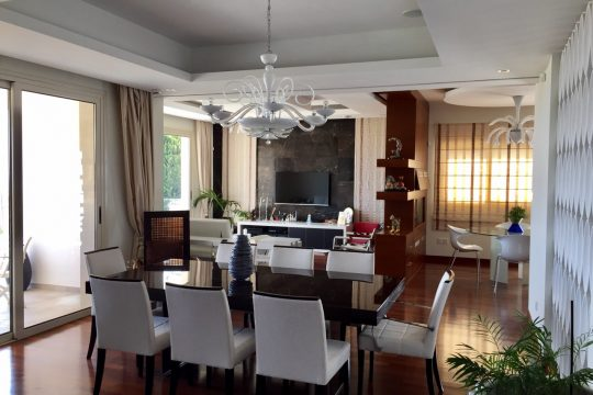 Villa for rent in Limassol