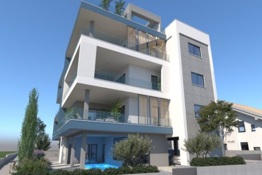 2 Bedroom Apartments in Germasogia Tourist Area