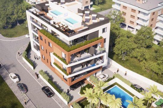 1 Bedroom Apartment in Germasogeia Tourist Area