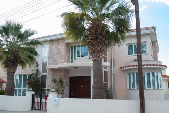 Four bedroom house in Germasogeia Green Area