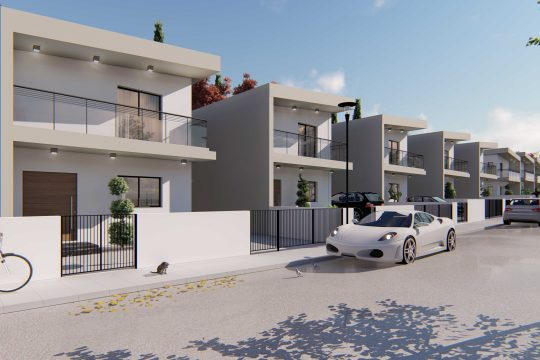 3 Bedroom House for Sale in Agia Fyla ( under construction )