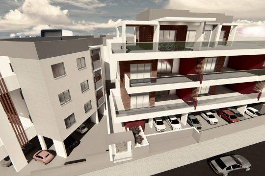 1 bedrom modern apartment in Limassol EKALIarea ( under construction )