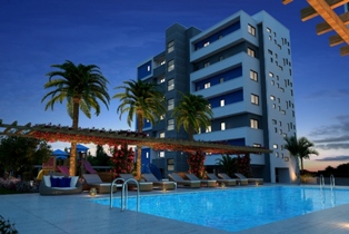NEW 2 BEDROOM APARTMENT FOR LONG-TERM RENT JUST 150 METERS FROM THE BEACH, WITH PANORAMIC SEA VIEW