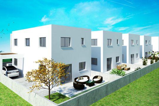 For sale detached villa ( 4 bedroom ) in Ypsonas