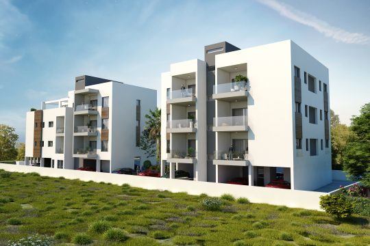 For sale 3 bedroom aparthments in Limassol, Ypsonas