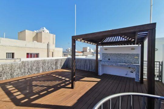 2 Bedroom Penthouse with Roof Garden, Ayia Zoni