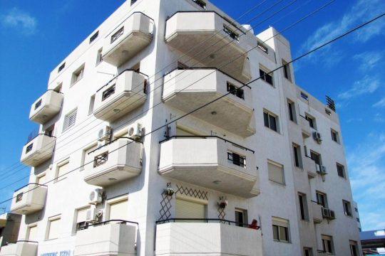 2 bedroom Apartment with a Sea View(Limassol, City center)