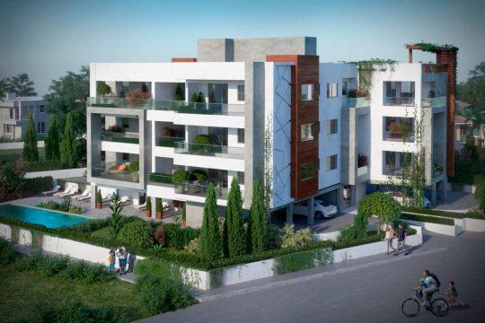 2 bedroom luxury apartment near DASUDI