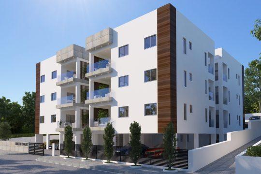 Квартира — Agios Athanasios — Дата доставки (off plan )