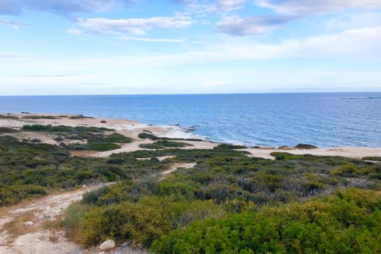 First line land for sale in Pentakomo