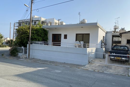 Three bedroom detached house in agios Athanasios