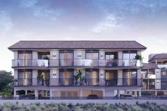 Luxury 2 bedroom apartment in Agios Tychonas
