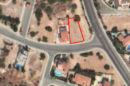 Commercial plot in  Agios Athanasios, Limassol