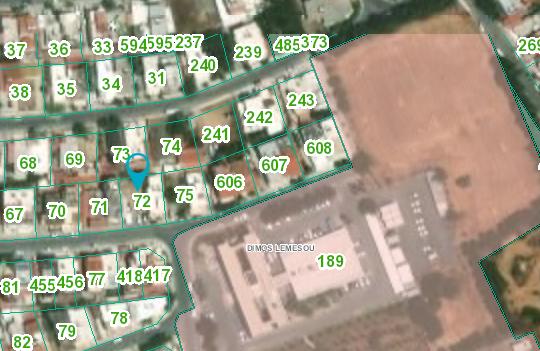 Half plot in Zakaki
