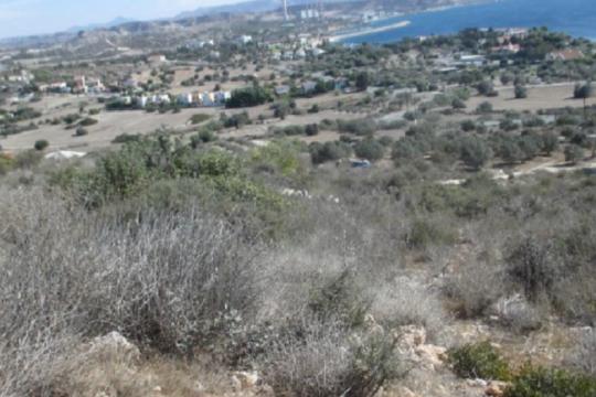 Two Adjacent Fields in Pentakomo, Limassol
