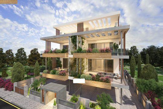 3 bedroom modern apartment in Agios Athanasios – Limassol