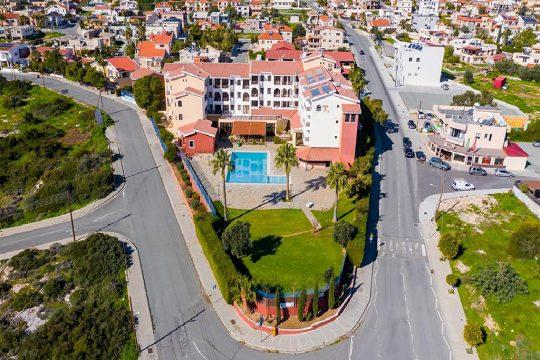 3-Star Hotel / Sports Resort – Episkopi, Limassol