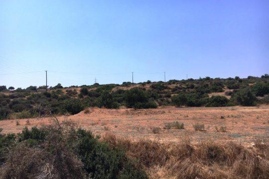 Industrial  Field – Ypsonas, Limassol