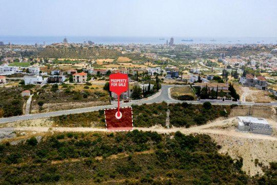 Plot – Germasogeia, Limassol