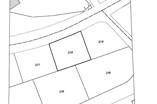 Plot for sale in Agios Athanasios in Limassol near Jambo