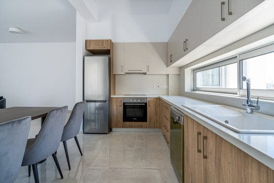 3 Bedroom Apartment for rent near Ajax Hotel in Limassol