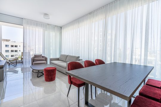 2 Bedroom Apartment for rent near Ajax Hotel in Limassol