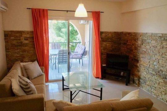 3- bedroom apartment in Agios Tychonas tourist area