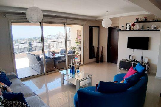 3 bedroom  penthouse in Agia Fila, Limassol