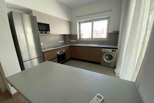 Двухкомнатная квартира в аренду  в районе Дассуди