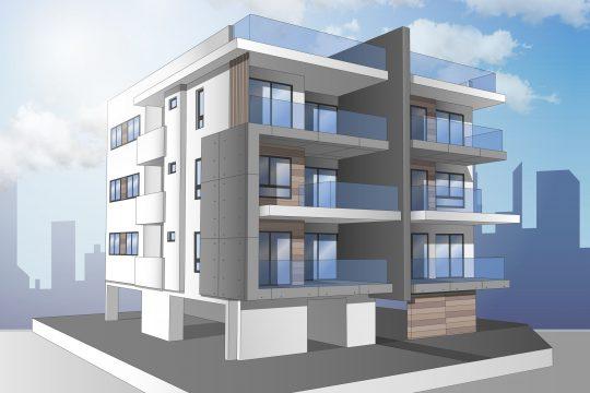 For sale 3-bedroom apartment  in Omonia , Limassol