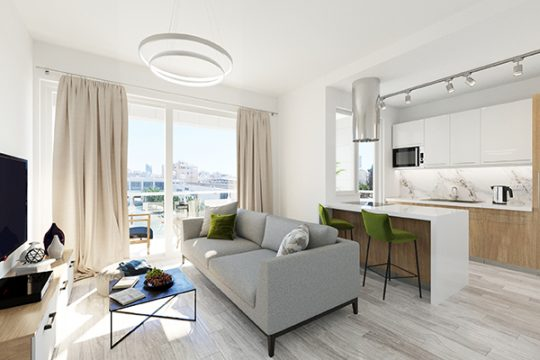For sale apartment in Neapolis, Limassol