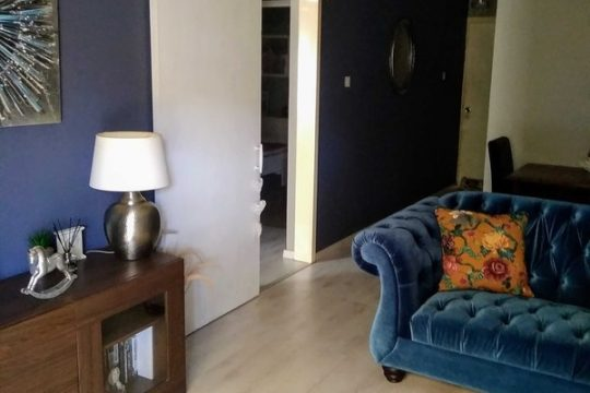 Two bedroom ground floor apartment for sale in the Tourist area of Agios Tychonas