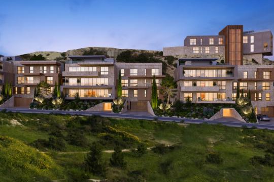 1 bedroom Luxury Apartment in Agios Tychonas Tourist Area