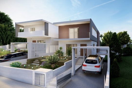 DETACHED VILLA FOR SALE IN AGIA FILAXIS , LIMASSOL